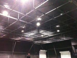 This ... & New Lighting Grid for Black Box Theatre | Worldview Matters azcodes.com