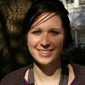 Hannah Albritton recognized at the annual meeting of the Mississippi Academy of Sciences