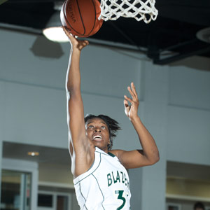 Belhaven College Women's Guard Jaelyn Stringer
