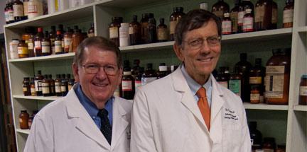 Dr. Phillip Kelly and Dr. Al Chestnut