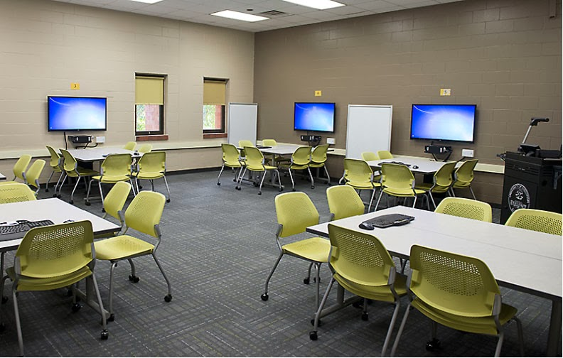Classroom Design Collaborative Learning ~ Bcc and active learning