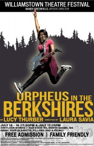 orpheus promotional poster
