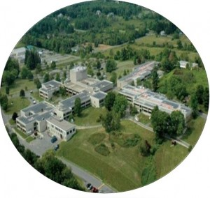 view of BCC campus