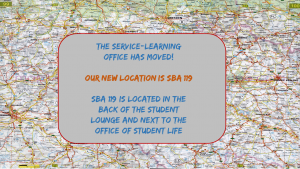 SL Office Relocation Poster