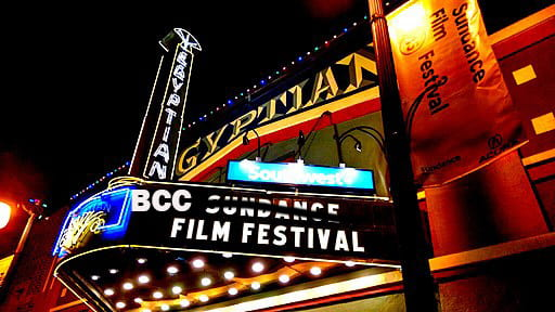 Marquis showing BCC Film Festival