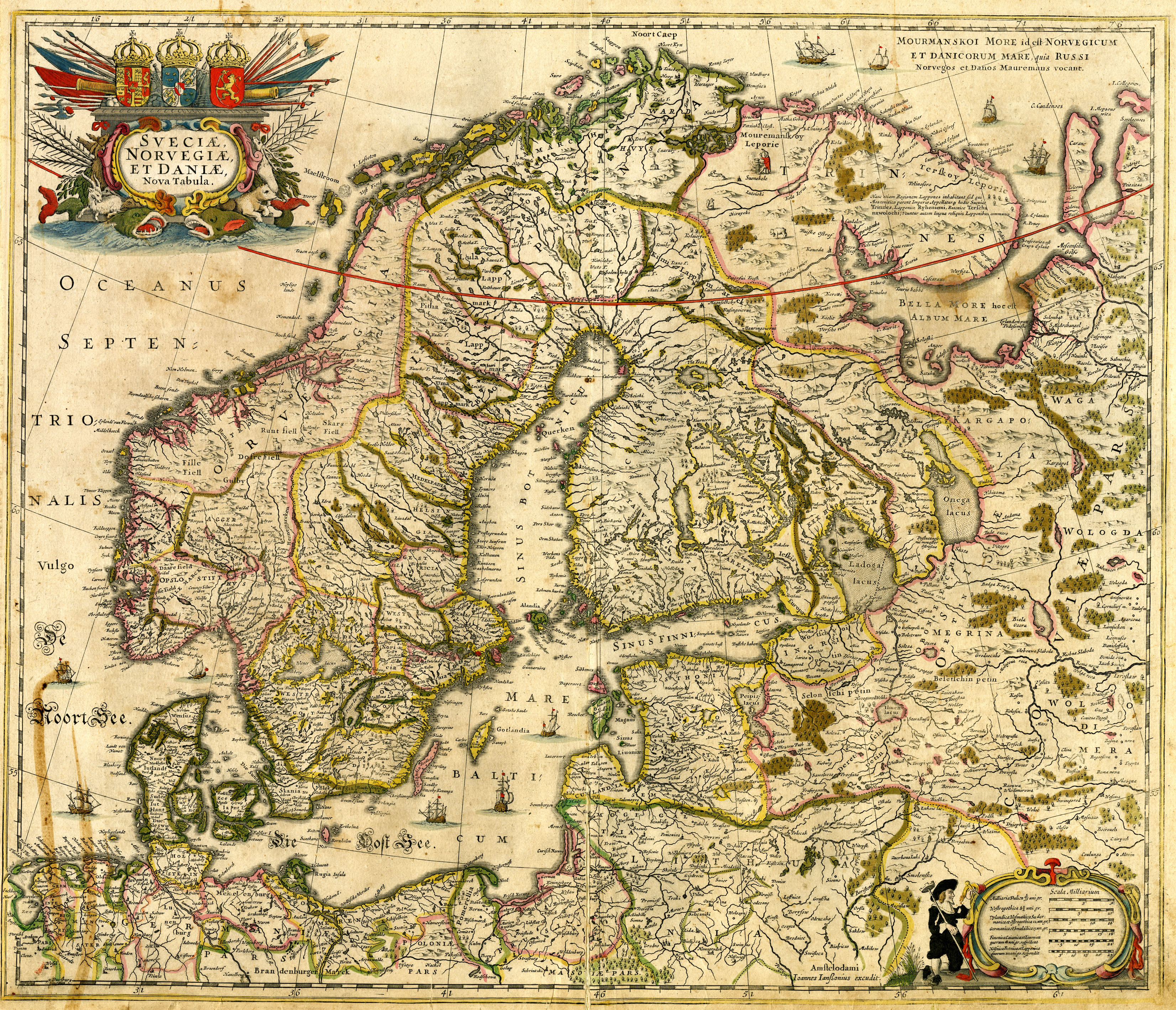 Olin Library Map Collection Gets Valuable New Acquisitions Olin