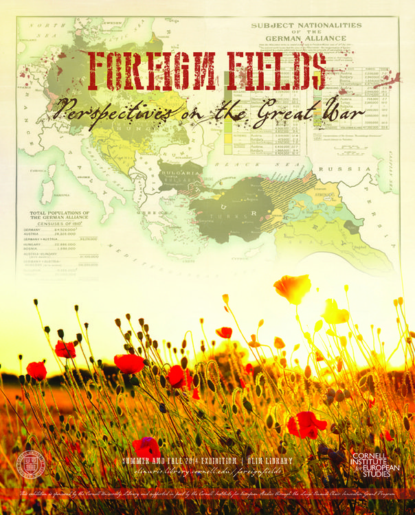 Foreign Fields: Perspectives on the Great War