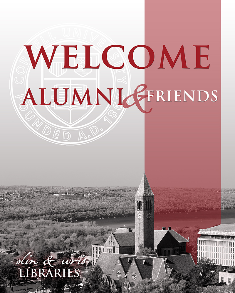 Welcome Alumni Poster