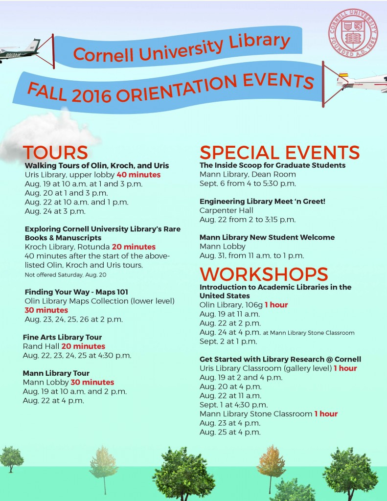 Fall2016OrientationEvents