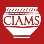 CIAMS T-Shirt Logo (white)