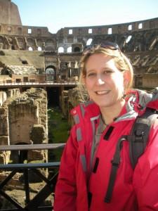 Cornell Ph.D. student Eilis Monahan