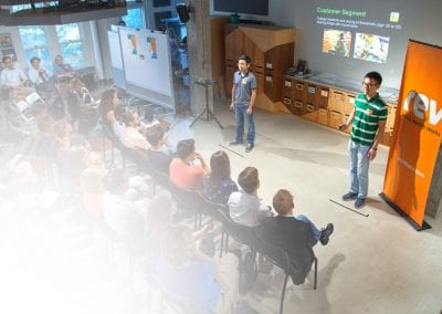Rev: Ithaca Startup Works Business Incubator