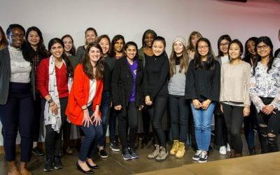 22 student entrepreneurs join W.E. Cornell