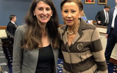 Ippolito Testified Before Congress to Support Diverse Innovators