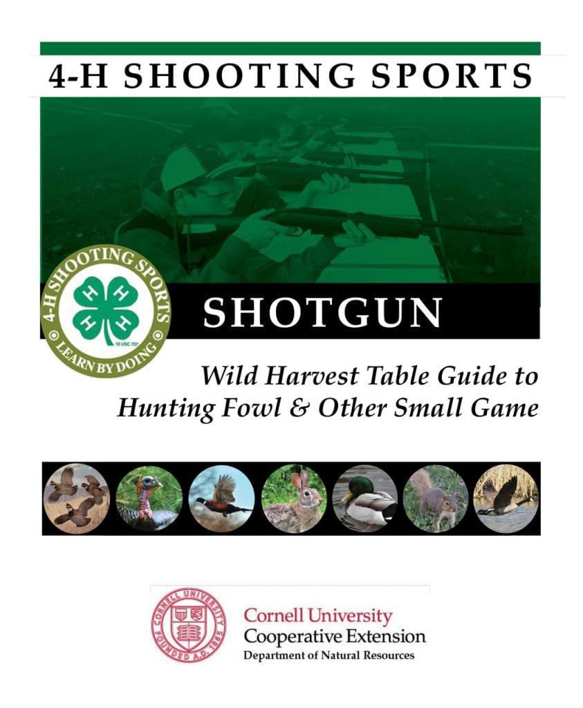4H-Shooting-Sports_Wild-Harvest-Table_Shotgun_cover