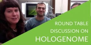 Roundtable Discussion on Hologenome