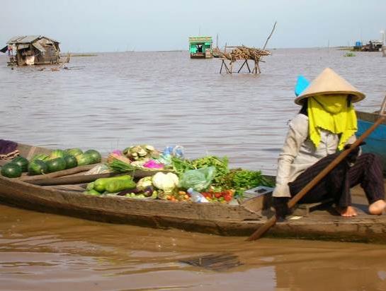 Floating Market 01