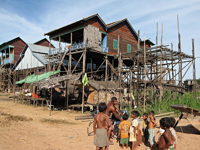 Stilted Housing