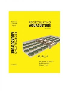Recirculating aquaculture book cover