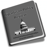 Cover of 'Bipartisan Policy Review' book