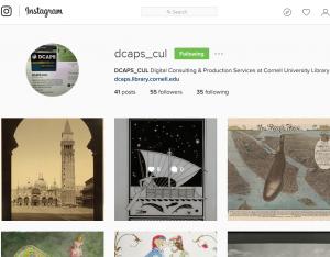 DCAPS on Instagram