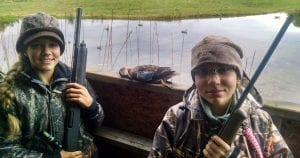 teal youth hunt