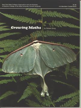 Growing Moths Text Book Picture