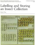 Labelling and Storing an Insect Collection Book