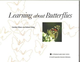 learning about butterflies pic