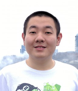 photo of Andy Ding