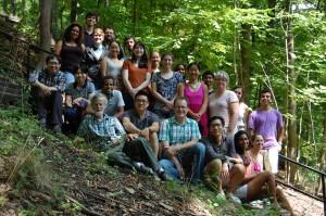 Clark Lab Fall 2013