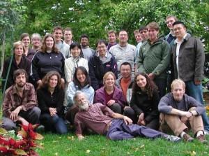 Clark Lab Fall 2010