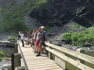 Hike to the Falls