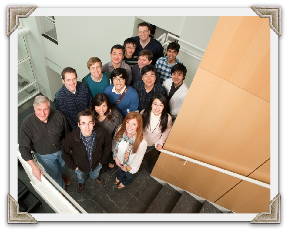 2010 Emr Lab Group Photo