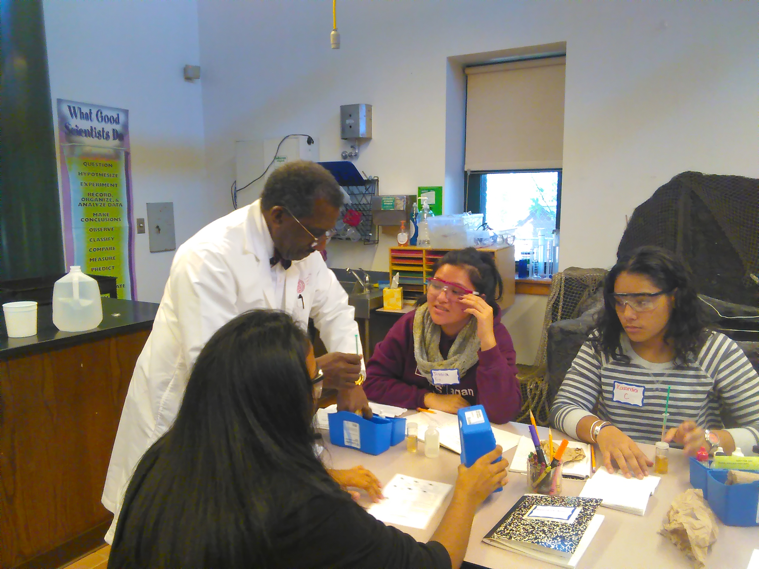 Food And Finance High School Impacts Students And 4 H Alum In Stem