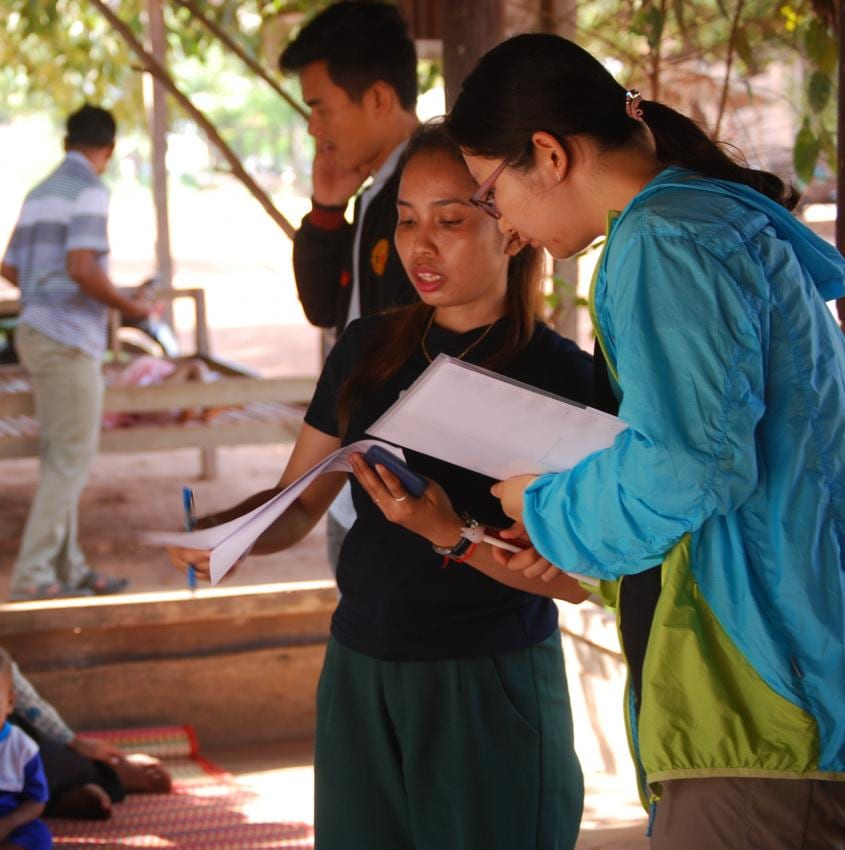 Food Security Throughout the Dry Season for Cambodia