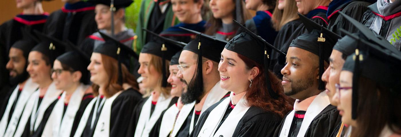 Master of Public Health Program celebrates its inaugural cohort's graduation