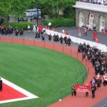 procession into Schoellkopf