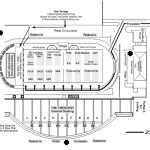seating diagram for Commencement at Schoellkopf
