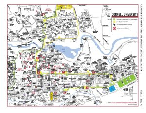 College Event Map