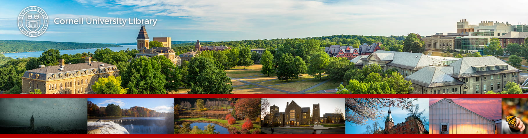 Cornell's Ithaca Campus