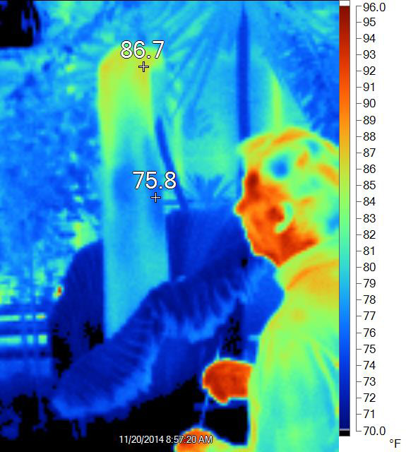 thermal imaging 9 am