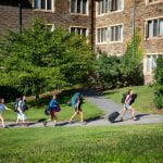 Students move in on Cornell's move-in day