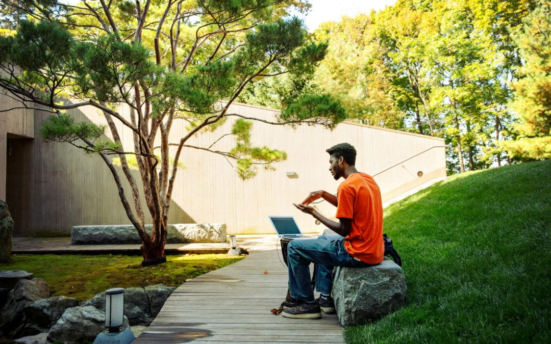 The Best Places to De-Stress on Campus