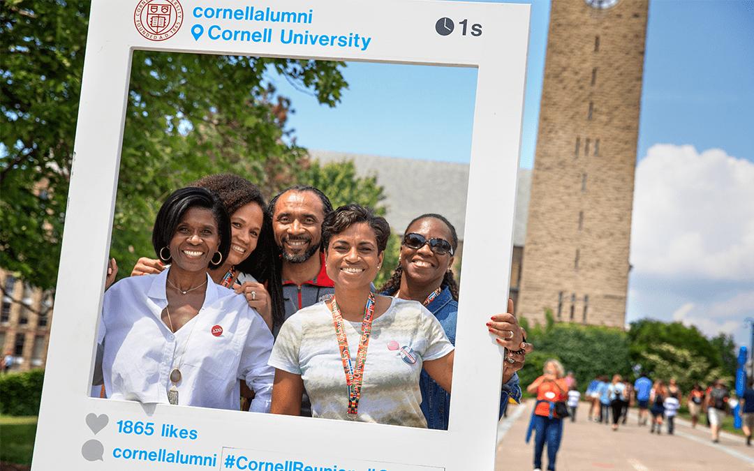 Explore Cornell's Robust Alumni Network
