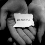 happiness note
