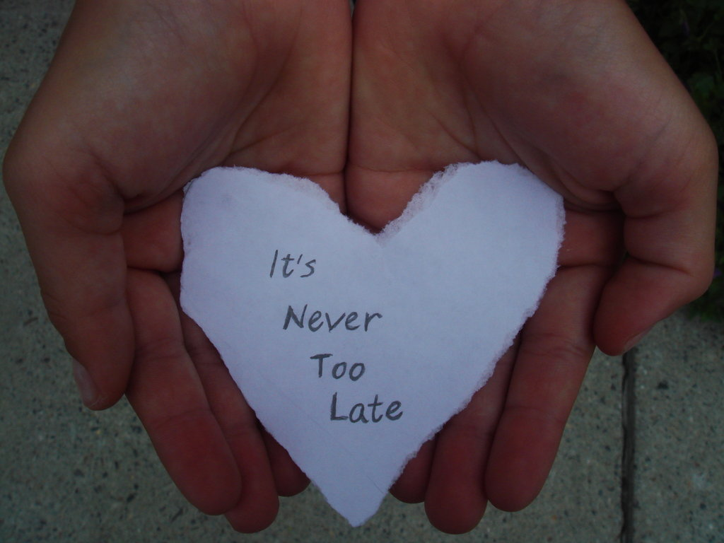 its never too late veras outlook on lifeQuotes About Strength In Hard Times