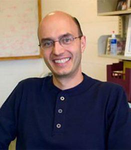Photo of Professor Tomas Arias