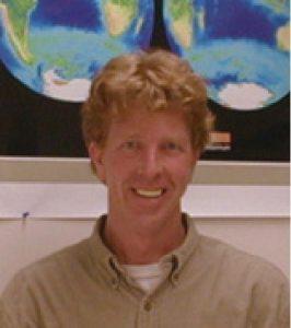 Photo of Senior Lecturer Bruce Monger