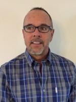 Photo of Senior Lecturer James Blankenship